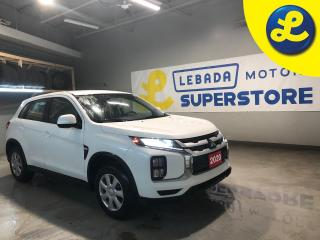 Used 2020 Mitsubishi RVR Limited Edition AWC ( All Wheel Control) * Push Button Start * Back Up Camera * Heated Cloth Seats * Radio: 8inch Smartphone Link Display Audio -inc: for sale in Cambridge, ON