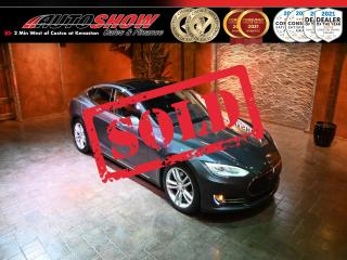 Used 2015 Tesla Model S 85D AWD - ONLY 34 KMS! LIKE NEW!! for sale in Winnipeg, MB