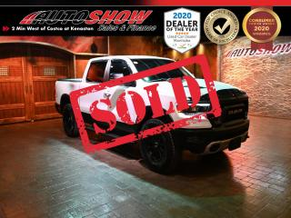 Used 2019 RAM 1500 Rebel - 12-Inch Screen, Nav, Htd Wheel & Lthr !! for sale in Winnipeg, MB