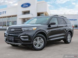 Used 2020 Ford Explorer XLT for sale in Winnipeg, MB