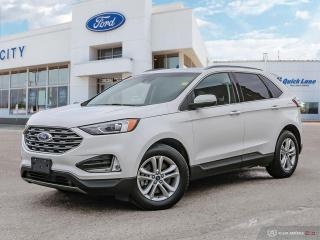 Used 2020 Ford Edge SEL for sale in Winnipeg, MB