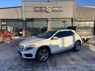 Used 2017 Mercedes-Benz GLA 250 4MATIC 4dr GLA 250 for sale in Thunder Bay, ON
