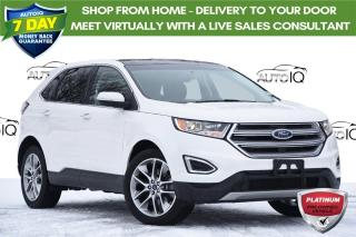 Used 2018 Ford Edge Titanium TITANIUM | AWD | LEATHER | NAVI | for sale in Kitchener, ON