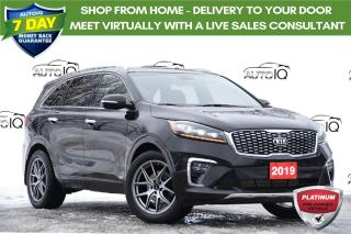 Used 2019 Kia Sorento 3.3L SX SX AWD | LEATHER | SUNROOF | NAV for sale in Kitchener, ON