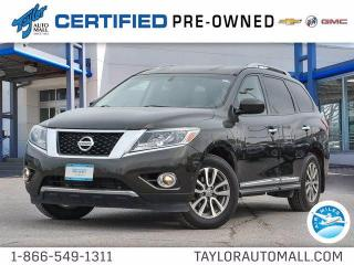 Used 2015 Nissan Pathfinder S for sale in Kingston, ON