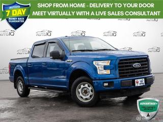Used 2017 Ford F-150 XLT | NO ACCIDENTS | REAR CAMERA | for sale in Barrie, ON