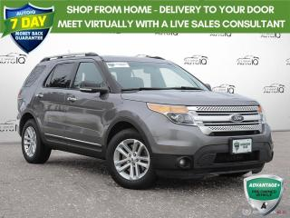 Used 2013 Ford Explorer XLT | HEATED SEATS | POWER SEAT | for sale in Barrie, ON
