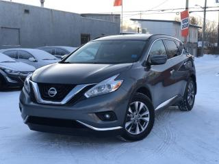 Used 2017 Nissan Murano SV AWD,HEATED FRONT SEATS,BACKUP CAMERA,NAV & MORE for sale in Saskatoon, SK