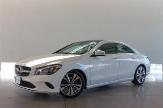 Used 2018 Mercedes-Benz CLA 250 Coupe for sale in Langley City, BC