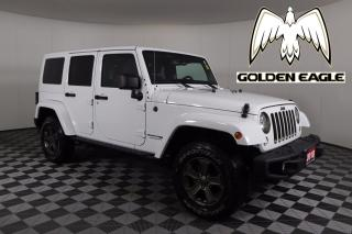 Used 2018 Jeep Wrangler JK Unlimited Sport GOLDEN EAGLE EDITION   1 OWNER NO ACCIDENTS   HARDTOP & SOFTTOP for sale in Huntsville, ON