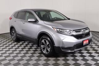 Used 2019 Honda CR-V LX 1 OWNER - NO ACCIDENTS! AWD | REMOTE START | HEATED SEATS for sale in Huntsville, ON