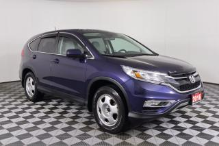 Used 2016 Honda CR-V EX 1 OWNER - CLEAN CARFAX | 2 SETS OF WHEELS | SUNROOF for sale in Huntsville, ON