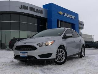 Used 2016 Ford Focus SE SEDAN AIR AUTO REAR CAMERA ALLOYS WIN/LOCKS for sale in Orillia, ON