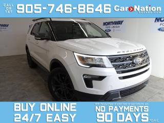 Used 2018 Ford Explorer XLT APPEARANCE PKG | 4X4 | NAV | LEATHER | ROOF for sale in Brantford, ON