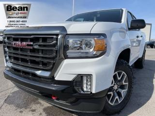 New 2021 GMC Canyon AT4 w/Leather AT4 DURAMAX DIESEL 4X4 for sale in Carleton Place, ON