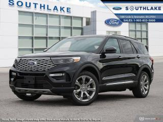 New 2021 Ford Explorer Platinum for sale in Newmarket, ON