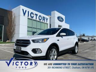 Used 2017 Ford Escape SE | HEATED SEATS | BACKUP CAMERA for sale in Chatham, ON