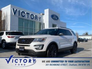 Used 2017 Ford Explorer XLT   Navigation   Heated Seats for sale in Chatham, ON