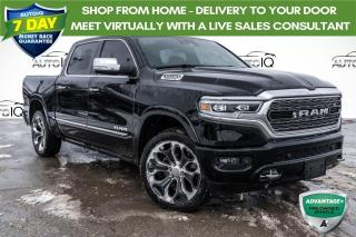 Used 2019 RAM 1500 Limited POWER DUAL-PANE PANORAMIC SUNROOF! for sale in Barrie, ON