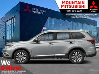 New 2020 Mitsubishi Outlander EX  - Sunroof -  Heated Seats for sale in Mount Hope (Hamilton), ON