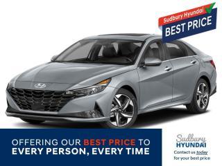 New 2021 Hyundai Elantra Ultimate Tech for sale in Sudbury, ON