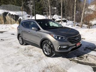 Used 2017 Hyundai Santa Fe Sport 2.4 Luxury Snow tires on rims Included! for sale in Sudbury, ON