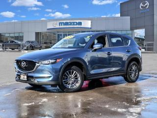 Used 2018 Mazda CX-5 GS - ONLY 47734 KMS for sale in Hamilton, ON