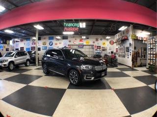 Used 2017 BMW X5 DIESEL AWD 7PASS/NAVI /PANO/ROOF /HUD/CAMERA for sale in North York, ON