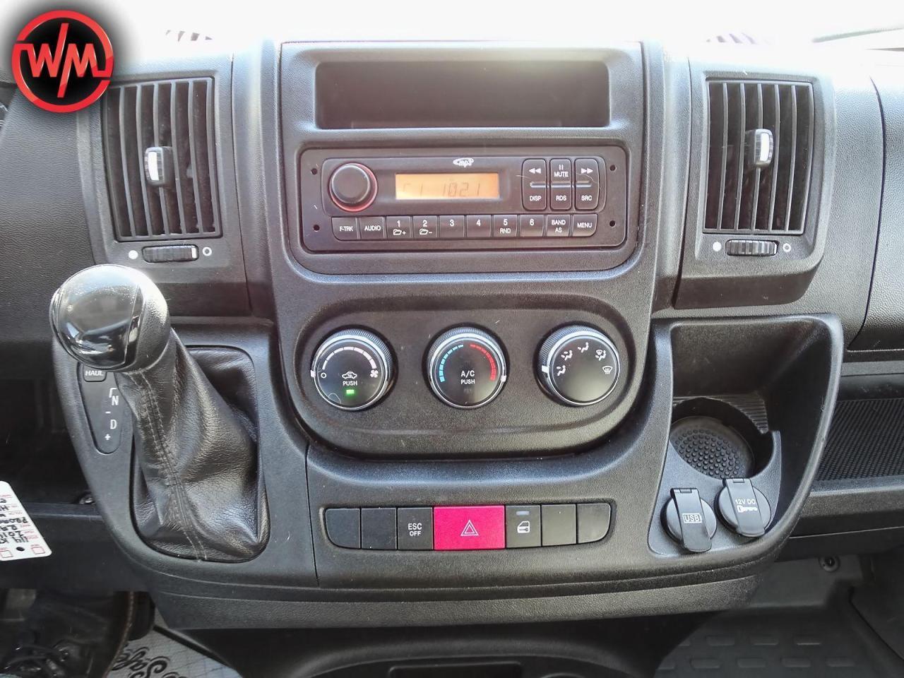 2016 Dodge Promaster 3500
