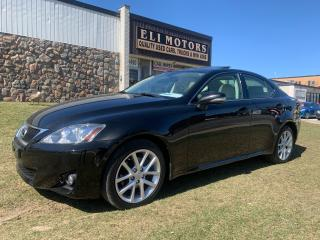 Used 2012 Lexus IS 250 ULTRA PREMIUM  NAVIGATION REAR VIEW CAMERA ALLOYS for sale in North York, ON