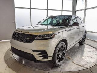 Used 2020 Land Rover Range Rover Velar Accident Free - One Owner - Certified Pre-Owned for sale in Edmonton, AB