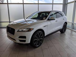 Used 2020 Jaguar F-PACE EX-COURTESY VEHICLE! for sale in Edmonton, AB