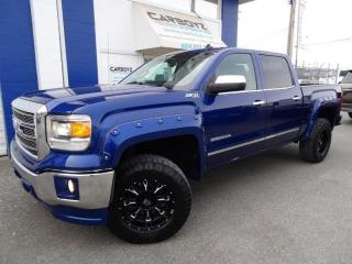 Used 2014 GMC Sierra 1500 SLT Z714x4, Leather, Sunroof, LIFTED, Rim/Tire Pkg for sale in Langley, BC