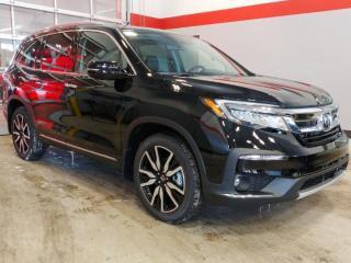 New 2021 Honda Pilot TOURING 8-PASSENGER for sale in Red Deer, AB