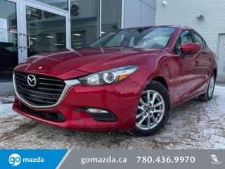 Used 2018 Mazda MAZDA3 GS - CLOTH, HEATED SEATS, BLUETOOTH,GREAT FIRST VEHICLE! for sale in Edmonton, AB