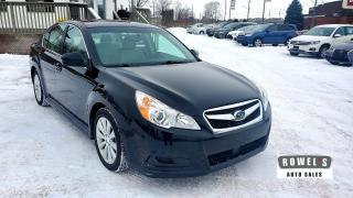 Used 2012 Subaru Legacy 3.6R w/Limited & Nav Pkg for sale in Guelph, ON