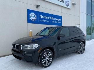 Used 2018 BMW X5 xDrive35d - M SPORT/DIESEL! for sale in Edmonton, AB