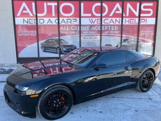 Used 2015 Chevrolet Camaro LT-ALL CREDIT ACCEPTED for sale in Toronto, ON