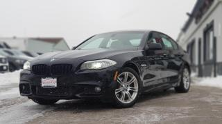 Used 2012 BMW 5 Series 528i xDrive AWD 4dr Sdn for sale in Oakville, ON