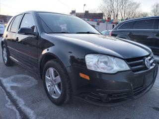 Used 2008 Volkswagen City Golf EXTRA CLEAN-4CYL-TINTED-GAS SAVER-ALLOYS-MUST SEE! for sale in Scarborough, ON