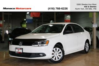 Used 2013 Volkswagen Jetta Trendline+ |HEATED SEATS|CRUISE CONTROL|CERTIFIED for sale in North York, ON