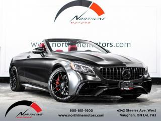 Used 2019 Mercedes-Benz S-Class S63 AMG Cabriolet 4MATIC+/Designo/Fully Loaded for sale in Vaughan, ON