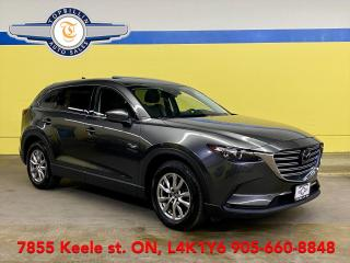 Used 2018 Mazda CX-9 GS-L AWD, Navi, Active Cruise, Blind Spot for sale in Vaughan, ON