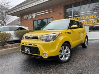 Used 2014 Kia Soul EX Heated Seats Cruise Ctrl Bluetooth Alloys Cert* for sale in Concord, ON