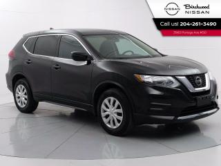 Used 2018 Nissan Rogue S AWD, Heated Seats, Back up camera, Bluetooth for sale in Winnipeg, MB