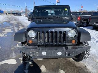 Used 2011 Jeep Wrangler for sale in London, ON