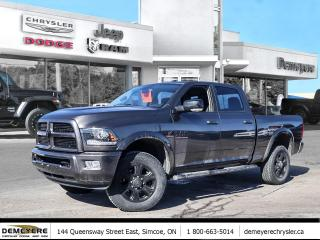 Used 2017 RAM 2500 Laramie for sale in Simcoe, ON