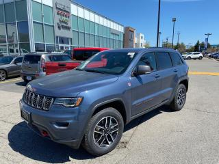 New 2021 Jeep Grand Cherokee Trailhawk for sale in Pickering, ON
