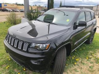 New 2021 Jeep Grand Cherokee Altitude for sale in Slave Lake, AB