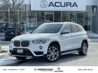 Used 2017 BMW X1 xDrive28i for sale in Markham, ON